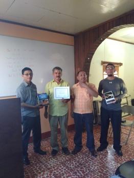 Nardony's Diploma